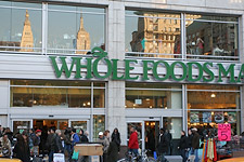 Whole Foods Market, Union Square, NYC