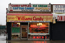 Williams Candy, NYC